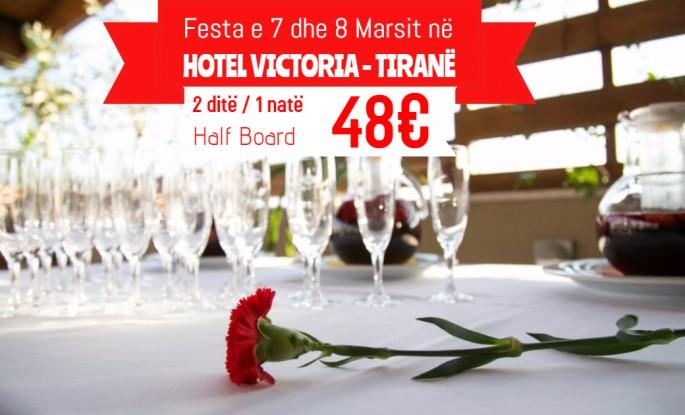 7 dhe 8 Marsi në Tiranë