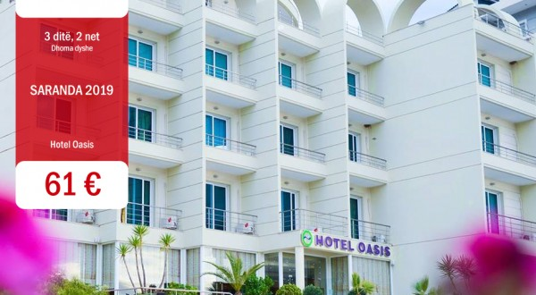 Hotel Oasis Sarandë