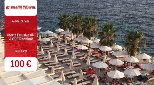 Hotel Coral Radhimë